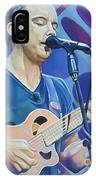 Dave Matthews Pop-op Series IPhone Case