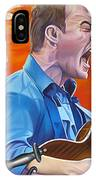 Dave Matthews The Last Stop IPhone Case