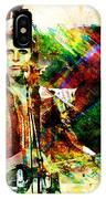 David Bowie Original Painting Print IPhone Case