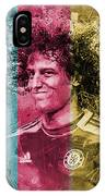 David Luiz - C IPhone Case