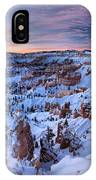 Dawn At Bryce IPhone Case