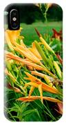 Day Lillies IPhone Case