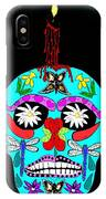 Day Of The Dead Sugar Skull IPhone X Case