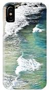 Days That Last Forever Waves That Go On In Time IPhone Case