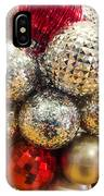 Dazzling Christmas IPhone Case