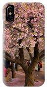 Dc Cherry Blossom Tree IPhone Case