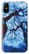 Dc Trees Map IPhone Case