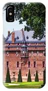 De Haar Castle 3. Utrecht. Netherlands IPhone Case