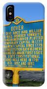 De-kc34 Dover IPhone Case