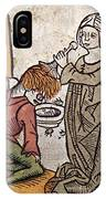 De-lousing, 1491 IPhone Case