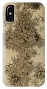 Dead Flowers IPhone X Case