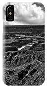Dead Horse Point Utah IPhone Case