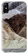 Death Valley Desert Rocks IPhone Case