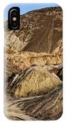 Death Valley Painted Mountains IPhone Case