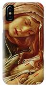 Deatil From The Lamentation Of Christ IPhone Case