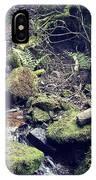 Debris IPhone Case