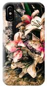 Decayed Pink IPhone Case