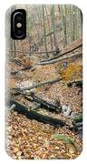 Deciduous Forest With Ravines IPhone Case