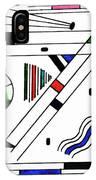 Deco 1 IPhone Case