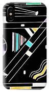 Deco 1 Version 2 IPhone Case