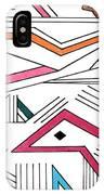 Deco 9 IPhone Case