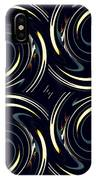 Deco Swirls IPhone Case