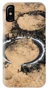 Decomposing Tires IPhone Case