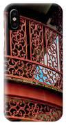 Decorative Balcony IPhone Case