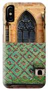 Decorative Roof IPhone Case
