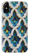 Decorative Tiles On A Mosque IPhone Case