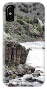 Deep Creek Falls IPhone Case