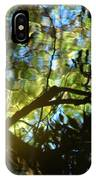 Deep Forest Light IPhone Case