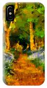 Deep In A Forest IPhone Case