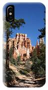 Deep In The Bryce Canyon IPhone Case