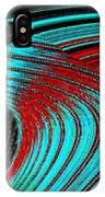 Deep Sea Abstract IPhone Case