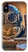 Deep Sea Diver IPhone Case