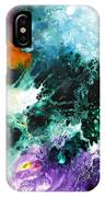 Deep Space Canvas Two IPhone Case
