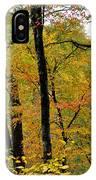 Deep Woods IPhone Case