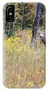 Deer Camoflauged IPhone Case