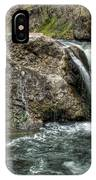 Deer Creek Falls IPhone Case
