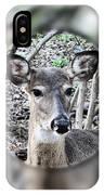 Deer Hunter's View IPhone Case