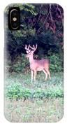 Deer-img-0122-7 IPhone Case
