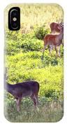 Deer - 0437-004 IPhone Case