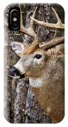 Deer Pictures 508 IPhone Case