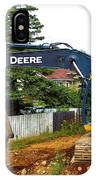 Deere For Hire IPhone Case