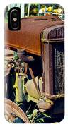 Deere Memories IPhone Case
