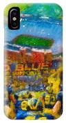 Defending The Big House IPhone Case