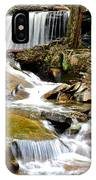 Delaware Falls IPhone Case