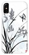 Delicate Embrace IPhone Case