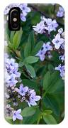 Delicate Flowers 3 IPhone Case